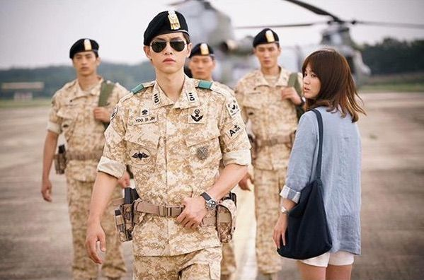 "Ep 1 trailer for KBS2 drama series ""Descendants of the Sun"