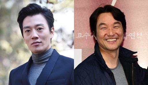 """Kim Rae-Won & Han Suk-Kyu cast in movie """"The Prison"""