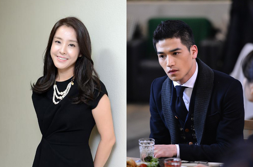 "Park Eun-Hye cast in SBS drama series ""Sweet Enemy"