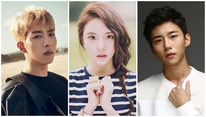 Lee Jung-Shin, Lee Yeol-Eum and Seo Ji-Hoon cast in SBS Plus