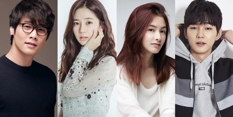 "Baek Jin-Hee cast in KBS2 drama series ""Jugglers ..."