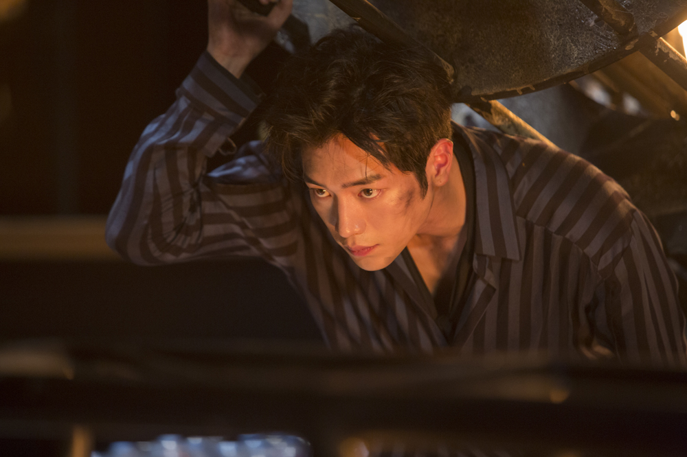 """First still images for KBS2 drama series """"Are You Human ..."""
