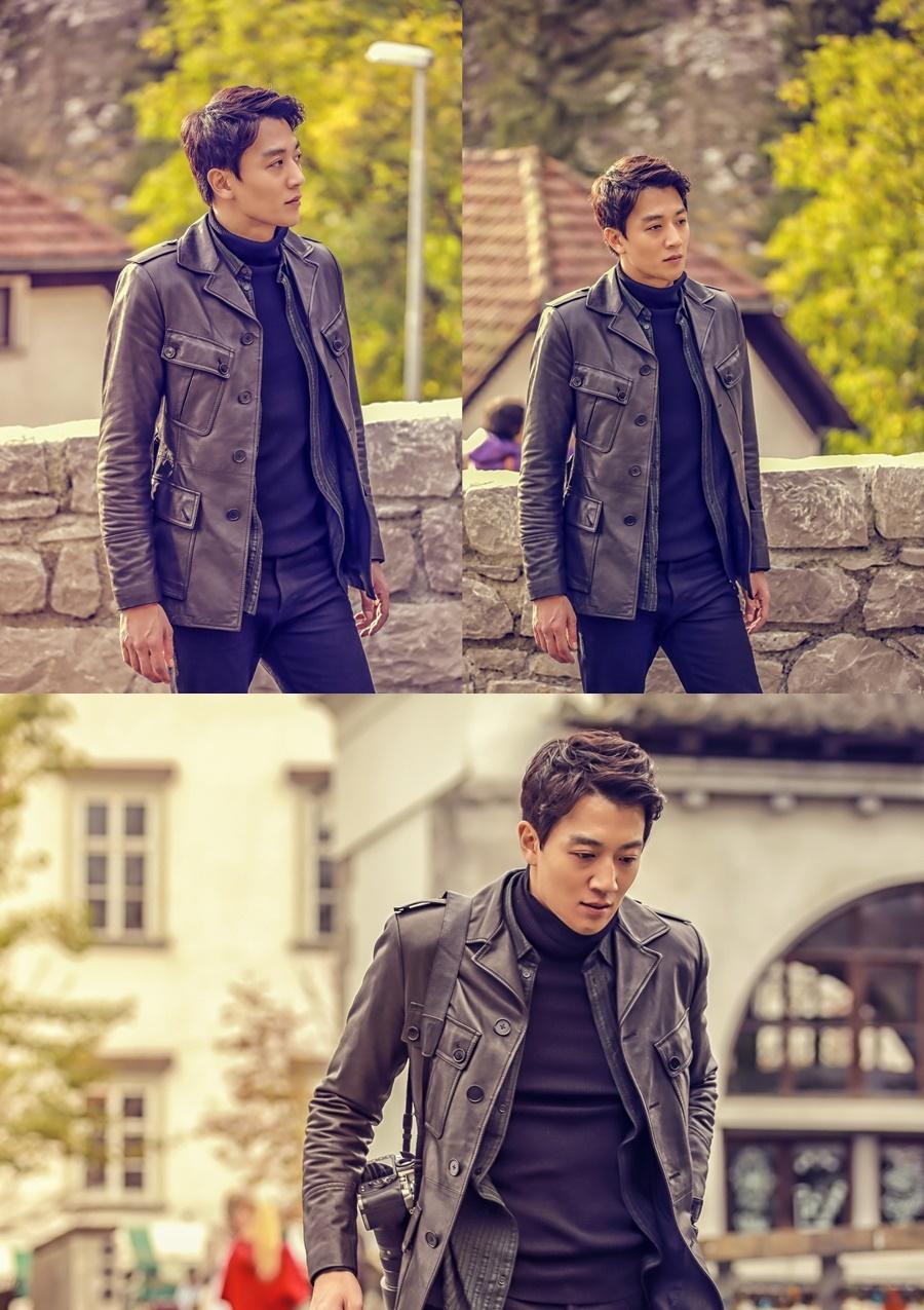 First still images of Shin Se-Kyung & Kim Rae-Won in KBS2 drama