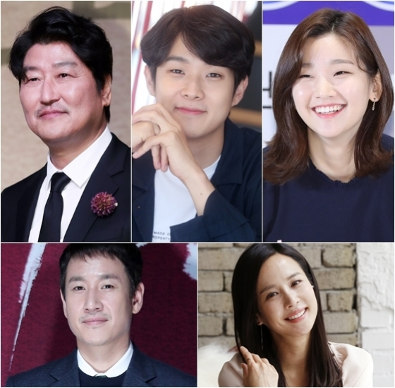 """More casting announced for Bong Joon-Ho directed film """"Parasite"""