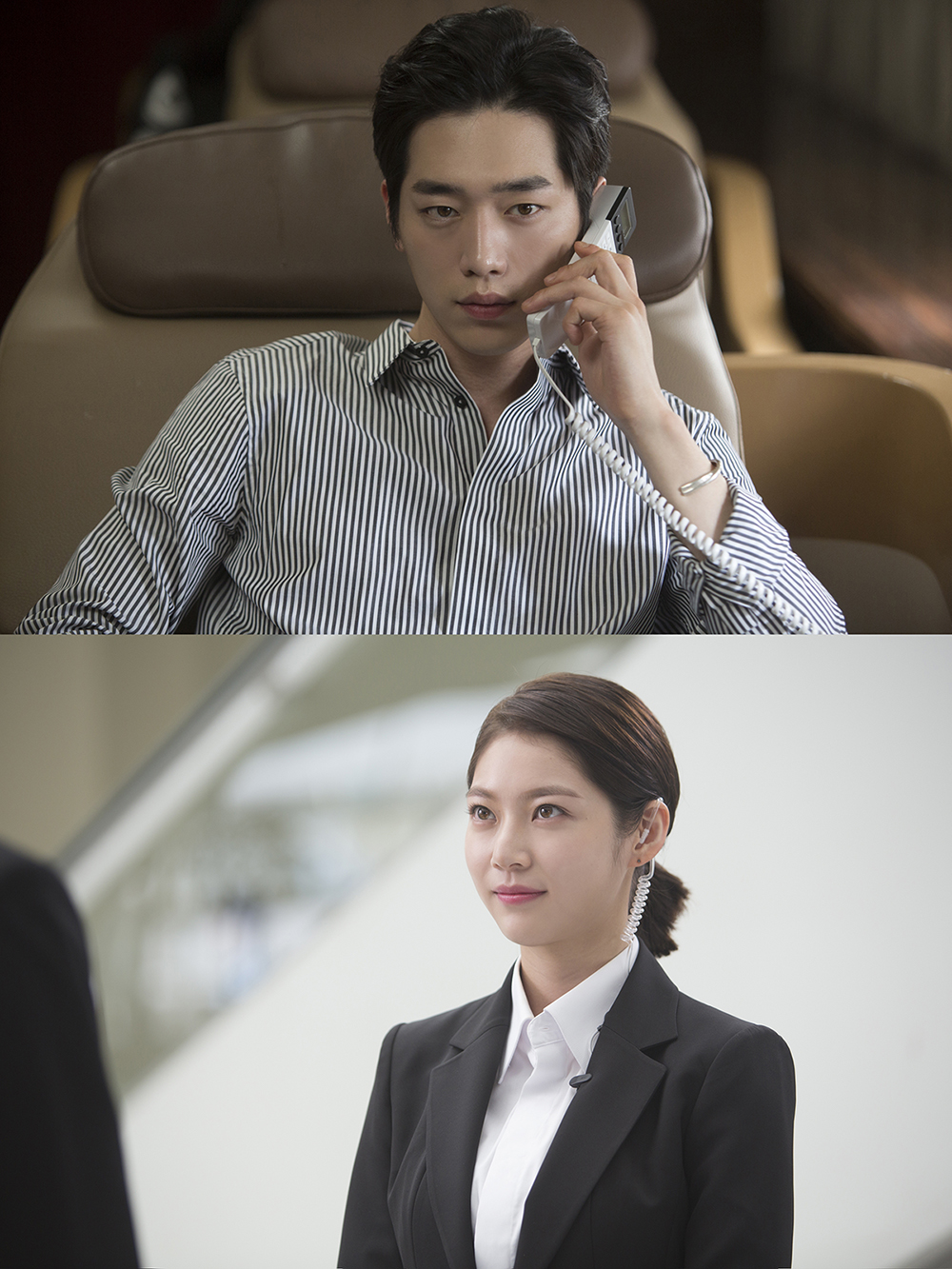 "Ep.1 air date for KBS2 drama series ""Are You Human Too"