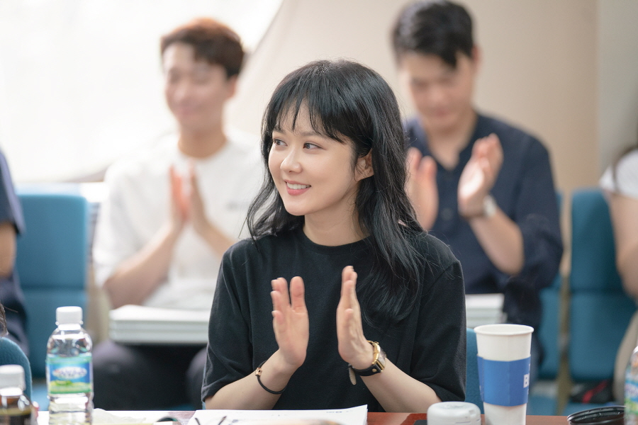 """First script reading for SBS drama series """"Empress's Dignity"""