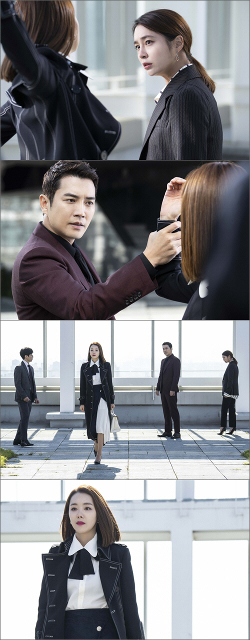 Teaser Trailer 3 For Sbs Drama Series Fates Furies