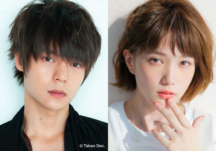 Masataka Kubota & Tsubasa Honda cast in Fuji TV live-action