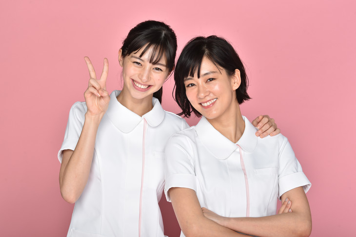 """Ayami Nakajo & Asami Mizukawa cast in NTV drama """"White Clothes"""