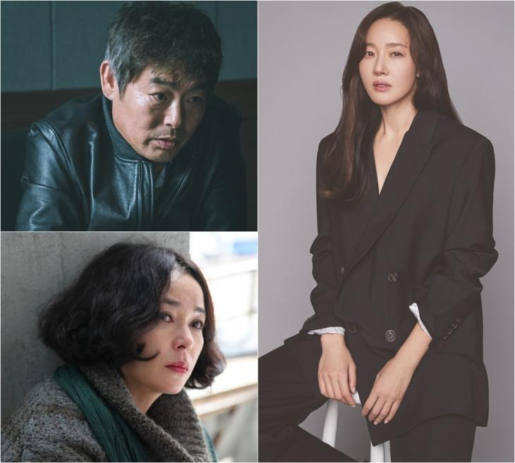 Uhm Ji-Won, Sung Dong-Il & Jo Min-Soo cast in tvN drama