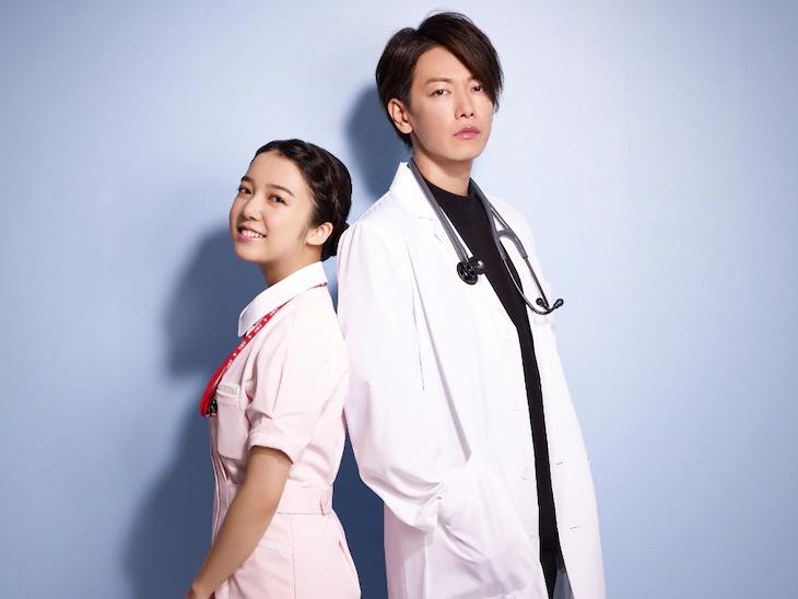 Mone Kamishiraishi Takeru Satoh Cast In Tbs Live Action Drama Series Love Lasts Forever Asianwiki Blog